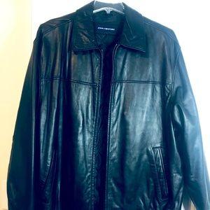 John Ashford XL 100% Leather Jacket